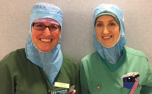 Hundratals erfarna specialistsjuksköterskor kräver högre lön