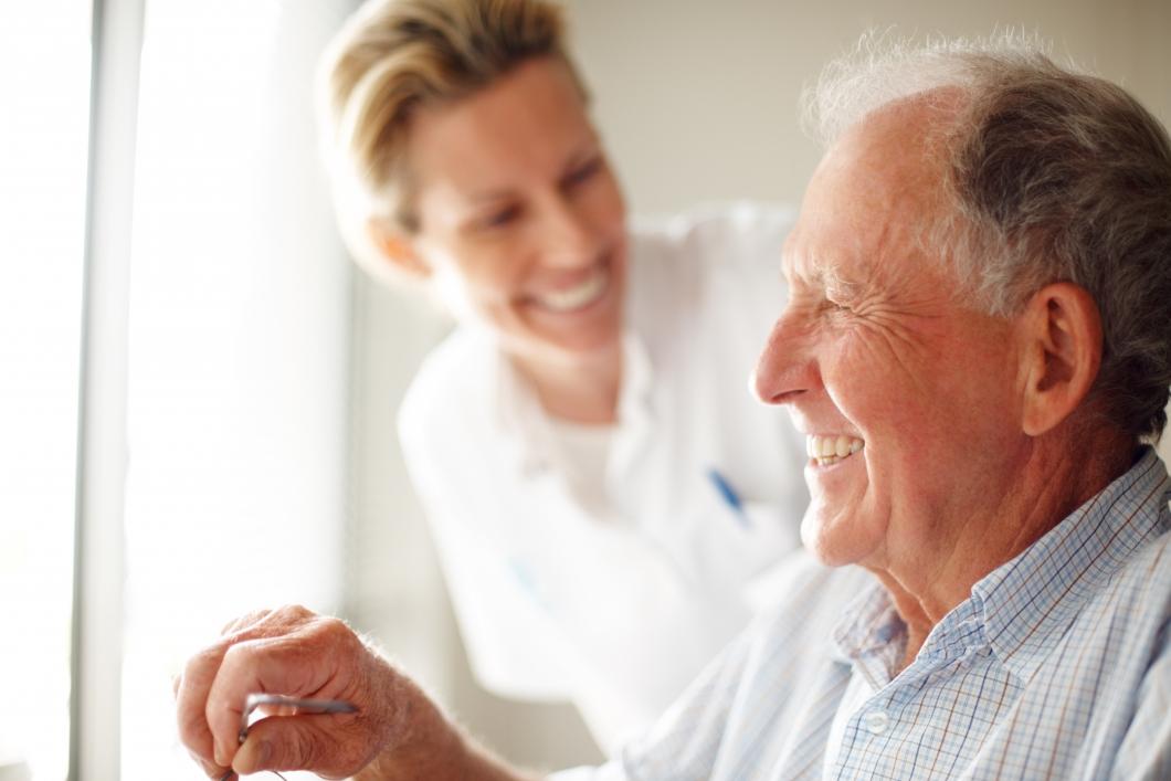 SKL beslutade att införa personcentrerad vård