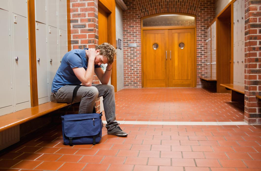 Studenter utsätts för osund stress