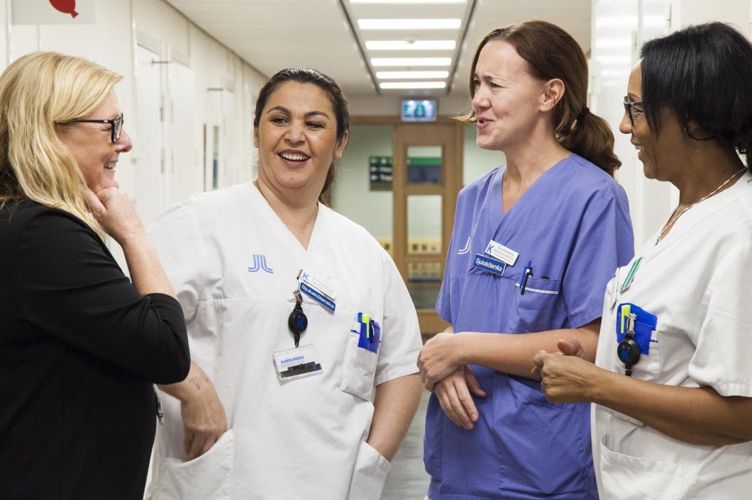 Karolinska arbetar med magnetsjukhus som förebild