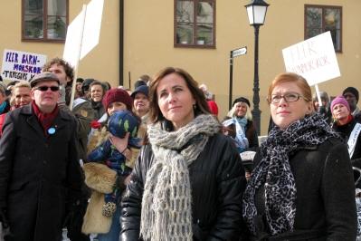 Filippa Reinfeldt går till privat vårdföretag
