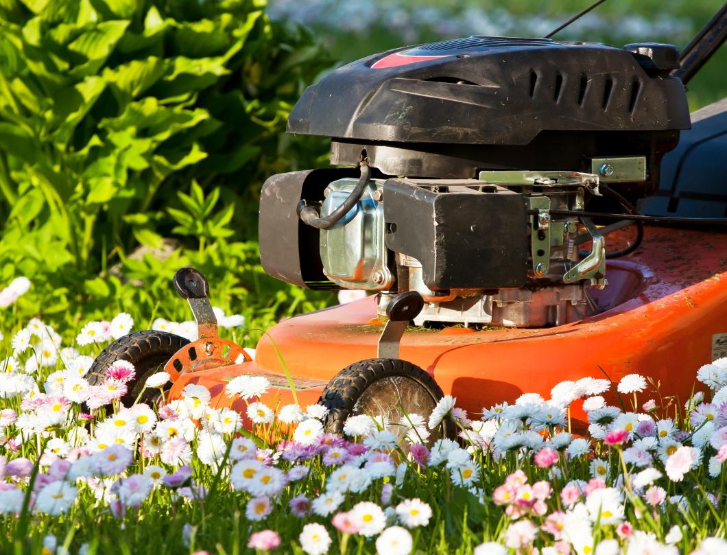 Gräsklippare skadar hundratals varje år