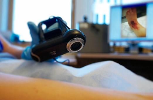 Videovård. Minskar geografiska avstånd och kötid