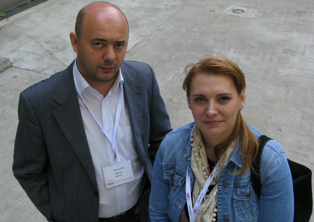 Sjuksköterskebristen i Europa dränerar Rumänien på kompetens