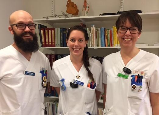 Patienterna hjälper akuten med att förbättra vården