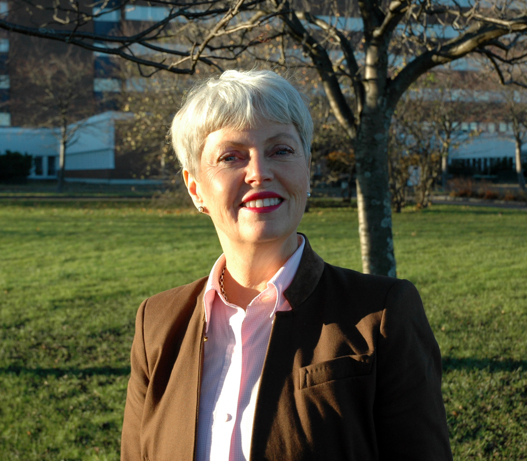 Karin Rapp har blivit ordinarie sjukhusdirektör i Sundsvall