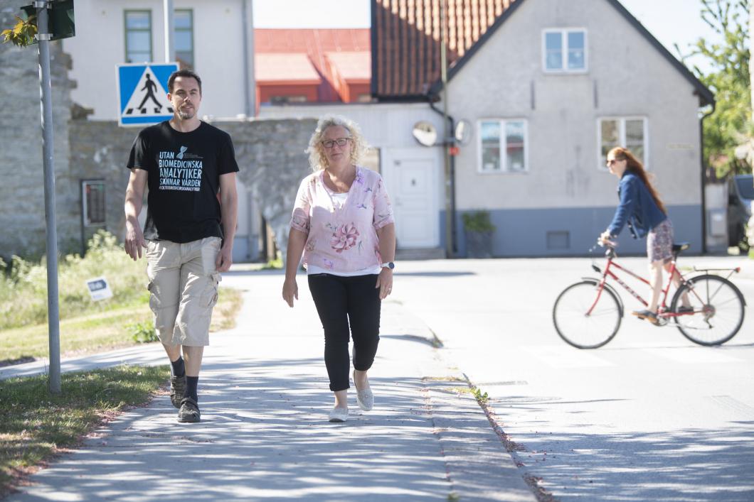 Rusning efter Gotlandsresor skapar oro i vården