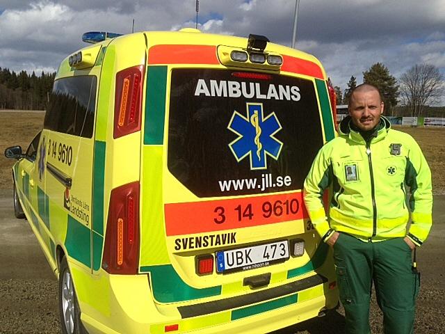 Gamla riktlinjer i ambulansen hotar patientsäkerheten i Jämtland