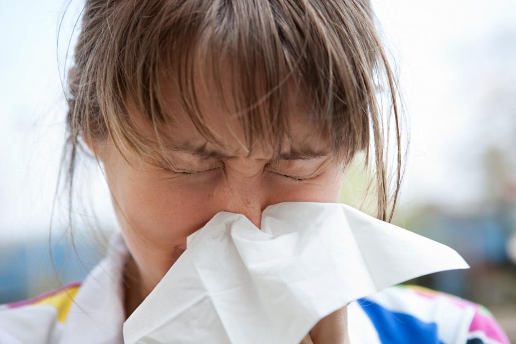 Mild influensasäsong och många äldre vaccinerade