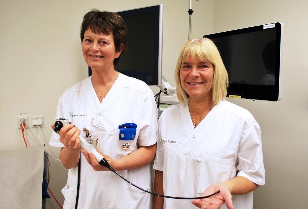 Ökad effektivitet när sjuksköterskor tog över