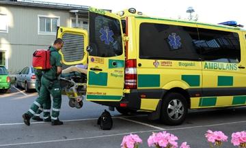 Ambulanssjuksköterskor missnöjda med tung och farlig EKG-utrustning