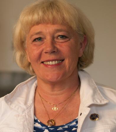 Ami Hommel ny ordförande i Svensk sjuksköterskeförening