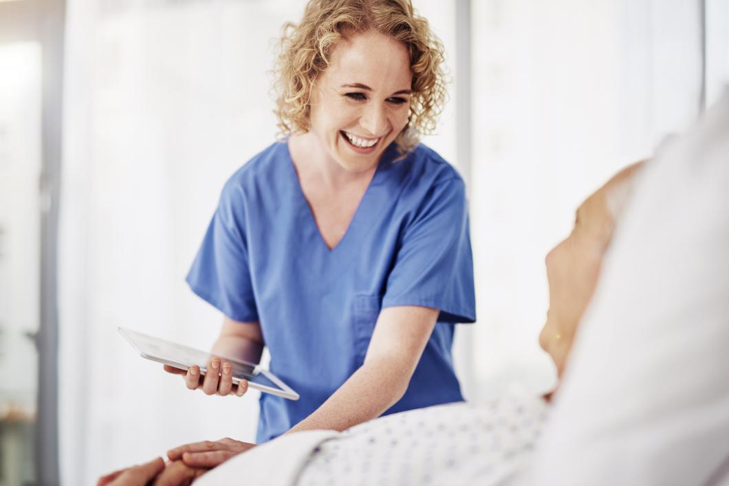 Bättre överlevnad efter vård av specialistsjuksköterskor