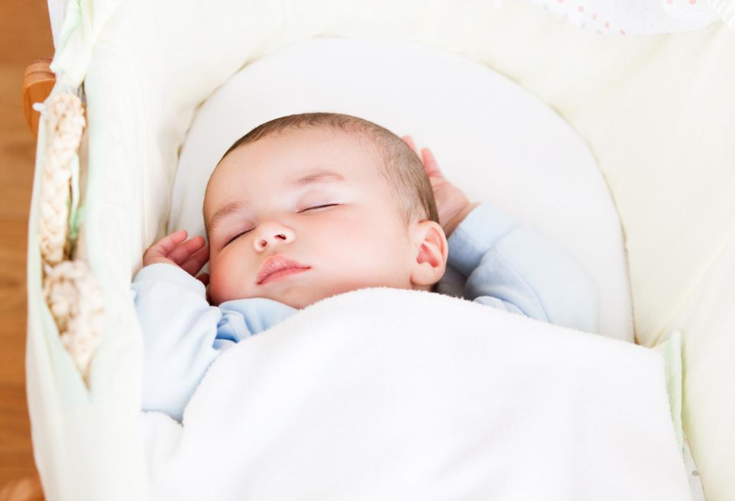 Sova i egen säng kan rädda fler