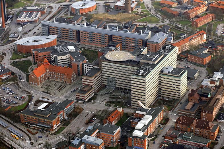 Få söker sommarjobb vid Skånes universitetssjukhus