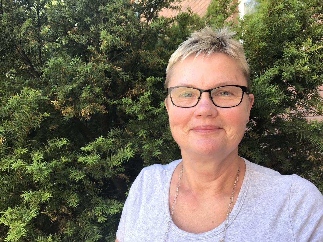 Sjuksköterska med viktig roll för att öka organdonationerna