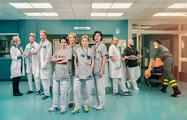 """TV-serien """"Syrror"""" anmäld till Granskningsnämnden"""