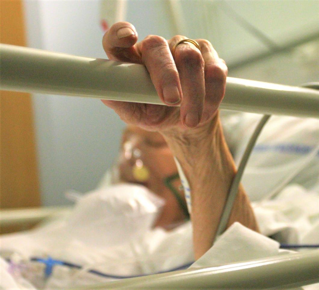 Så slipper äldre onödig sjukhusvård