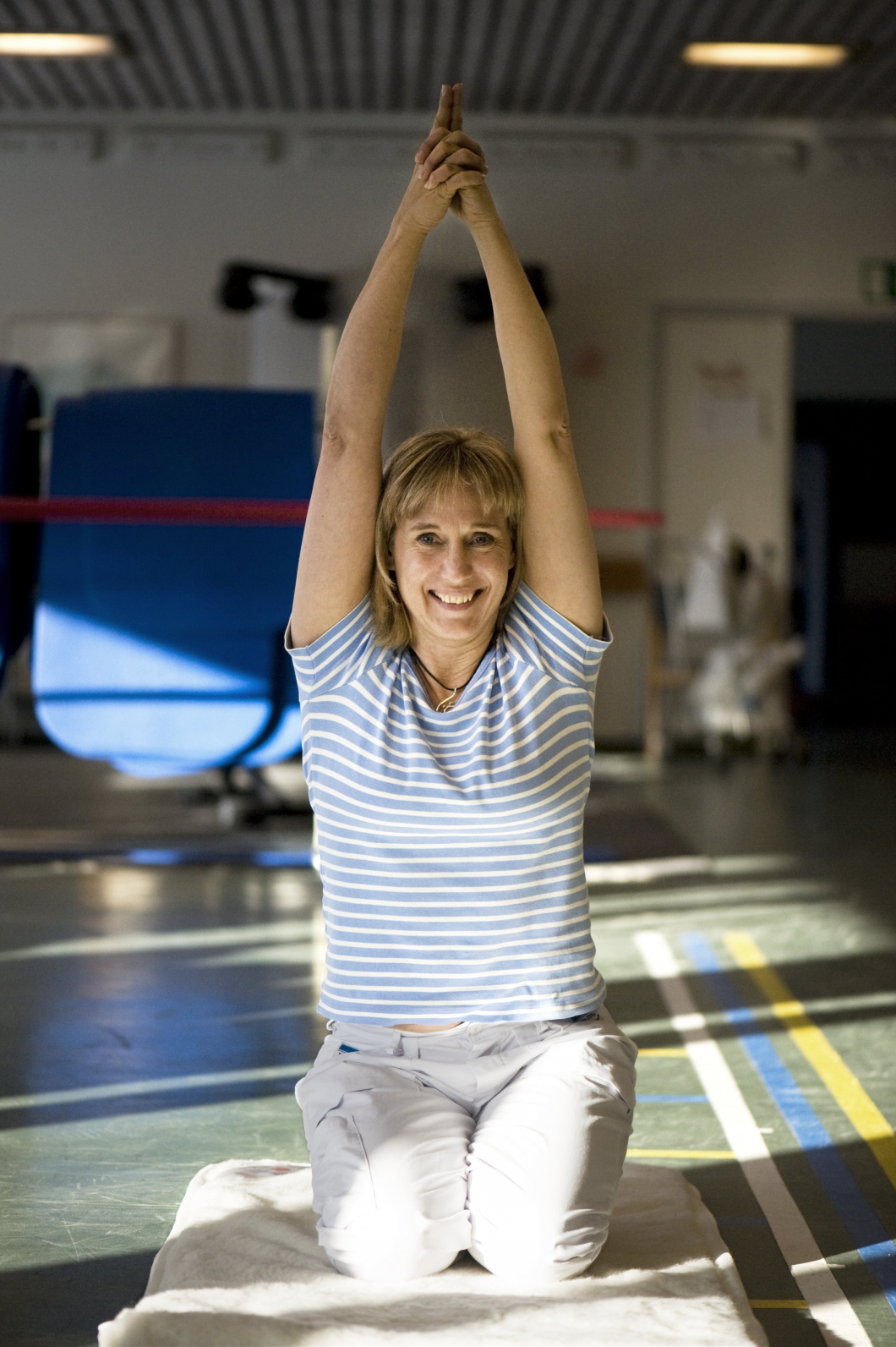 Yoga hjälpte hjärtpatienter
