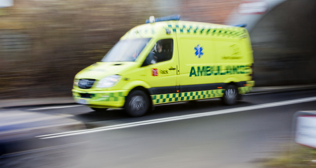 Ambulanspersonalen i Halland mår bra av kortare arbetstider