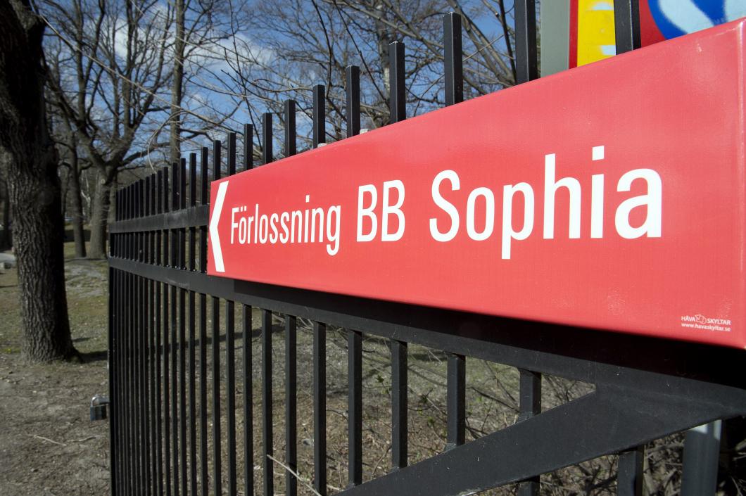 Oklart varför nyförlöst på BB Sophia drabbades av cirkulationskollaps