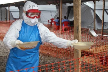 Svensk myndighet får beröm för ebola-insats i Liberia