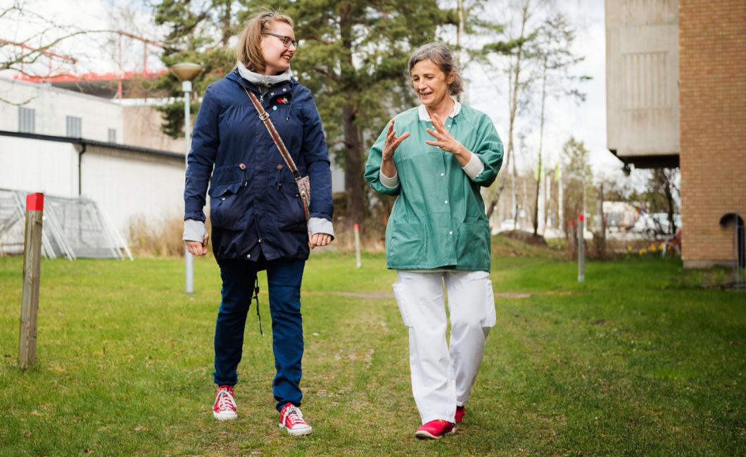 Vårdcentralen satsar på en psykiatrisjuksköterska