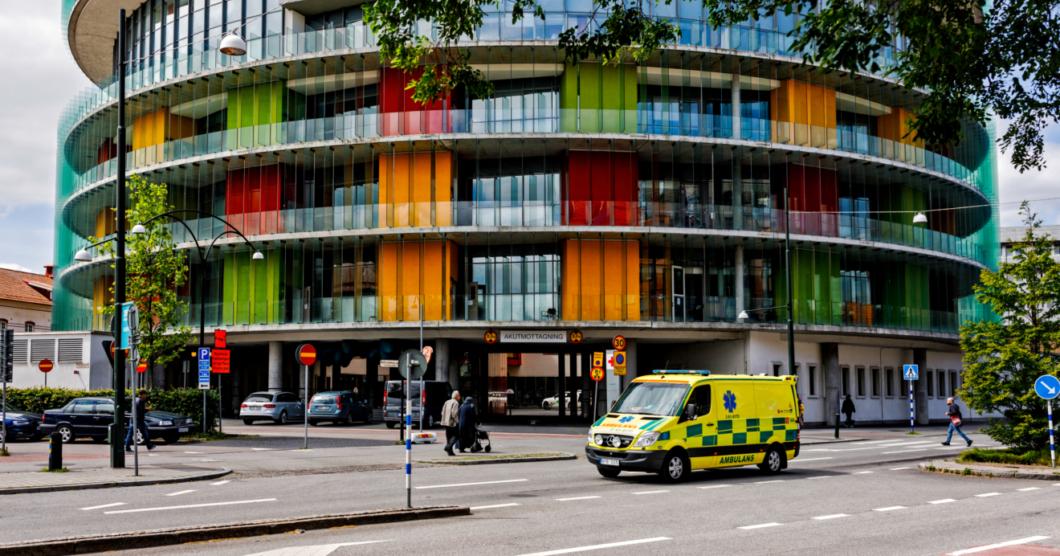 Covidutbrott i personalen på infektion i Malmö