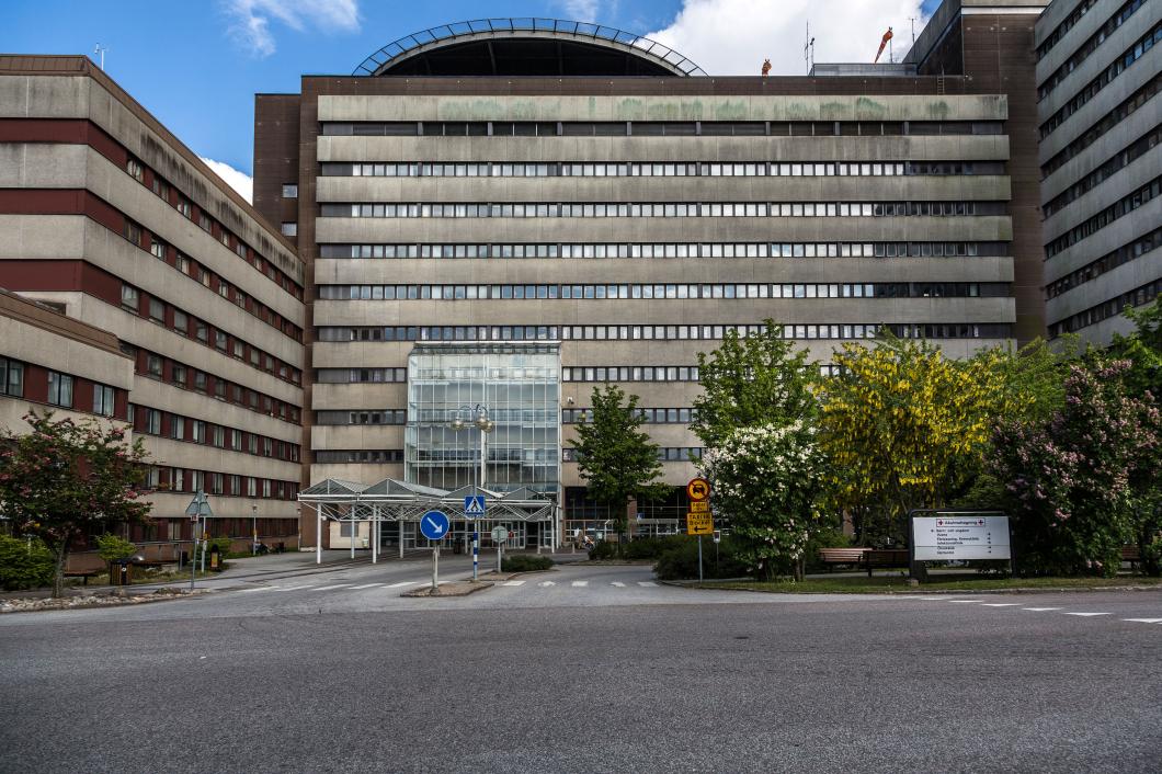 Resistenta bakterier sprids på sjukhuset i Lund