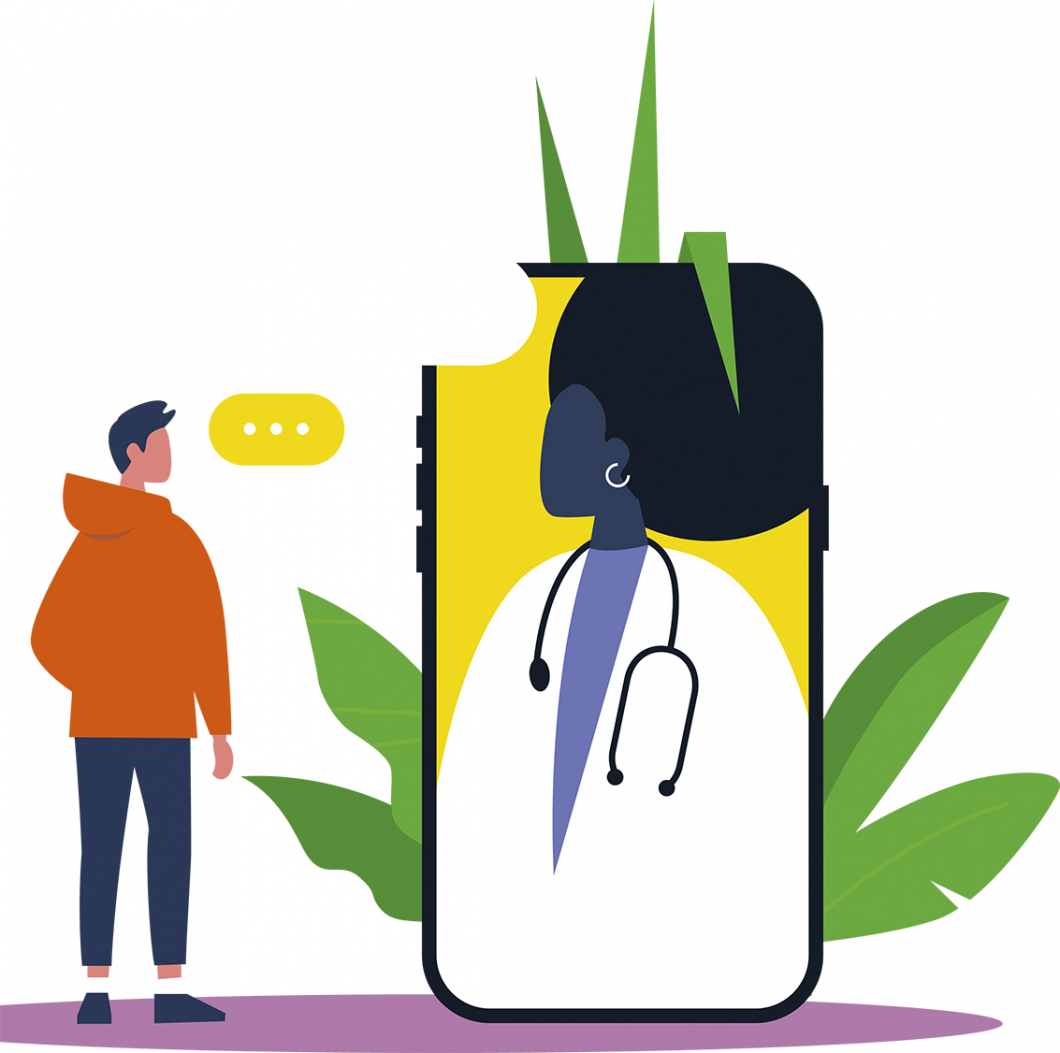 Utbildningarna nobbar e-hälsa
