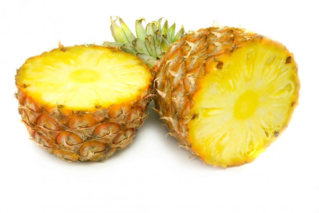 Ananasgel prövas på svårt brännskadade barn