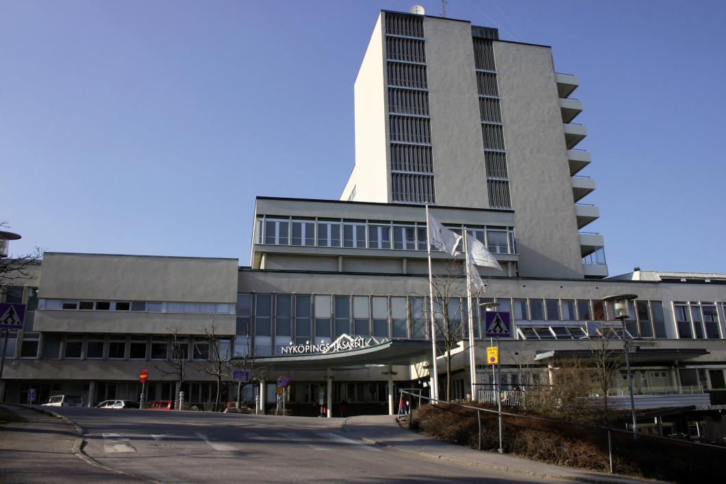 """""""Det är kris på Nyköpings lasarett"""""""
