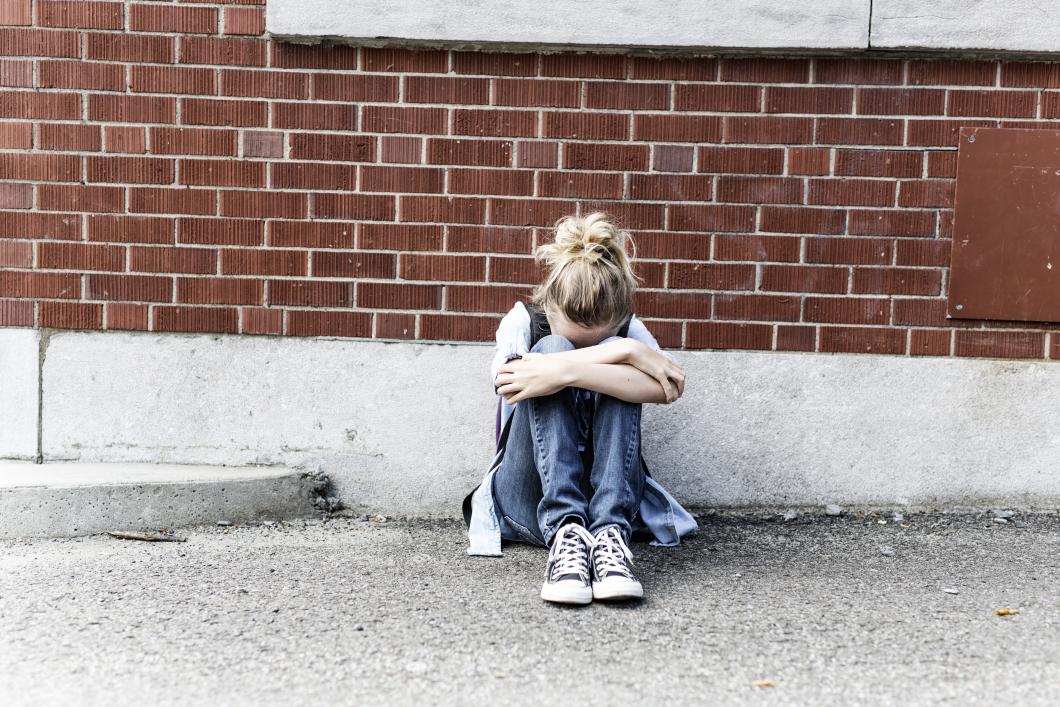 Allt fler 11-åringar lider av psykosomatiska besvär