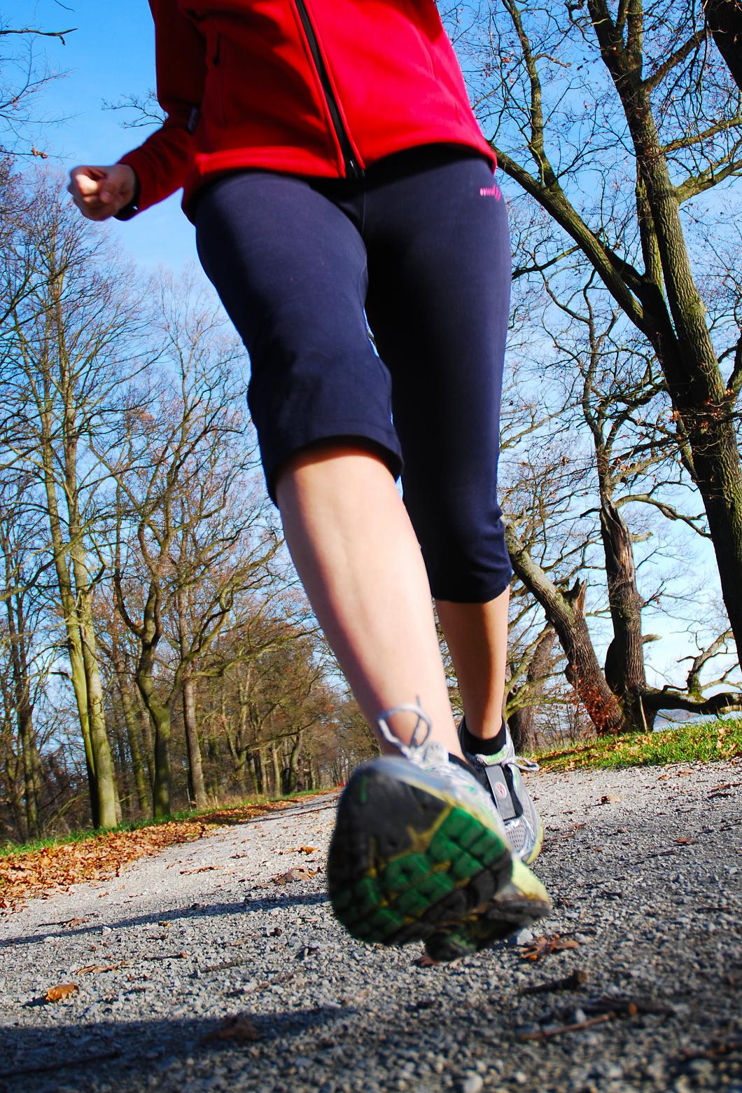 Fysisk träning ger måttlig effekt på depression