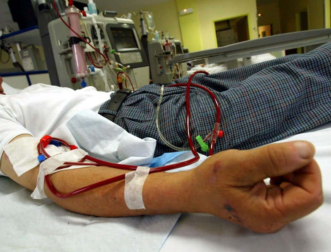 Säkrare dialysbehandling när patienterna tror på sin egen förmåga