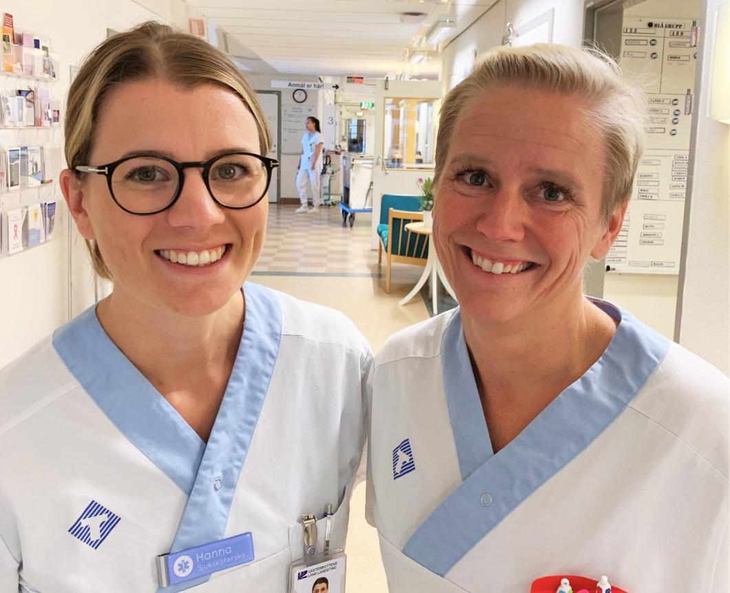 Inga problem att rekrytera till nya vårdplatser i Skellefteå