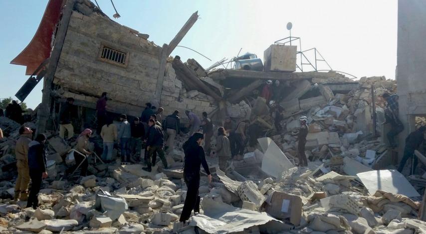 Flera döda i attack mot syriskt sjukhus
