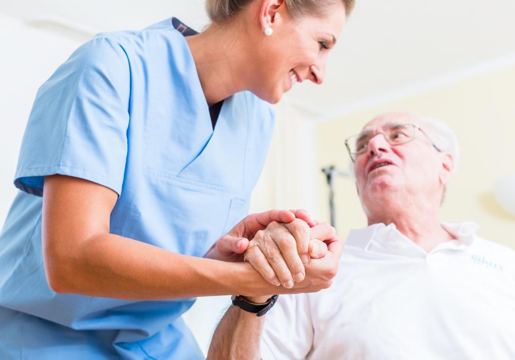 Vårdförbundet: Lyft fram distriktssköterskorna