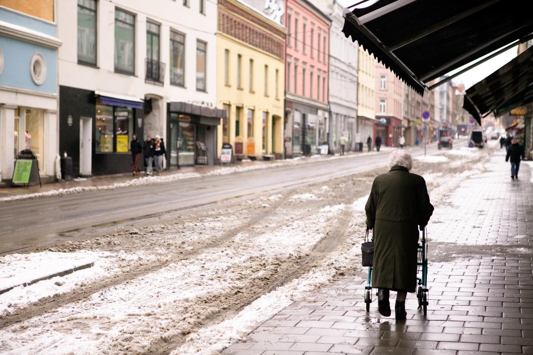 Vill hitta äldre med psykisk ohälsa
