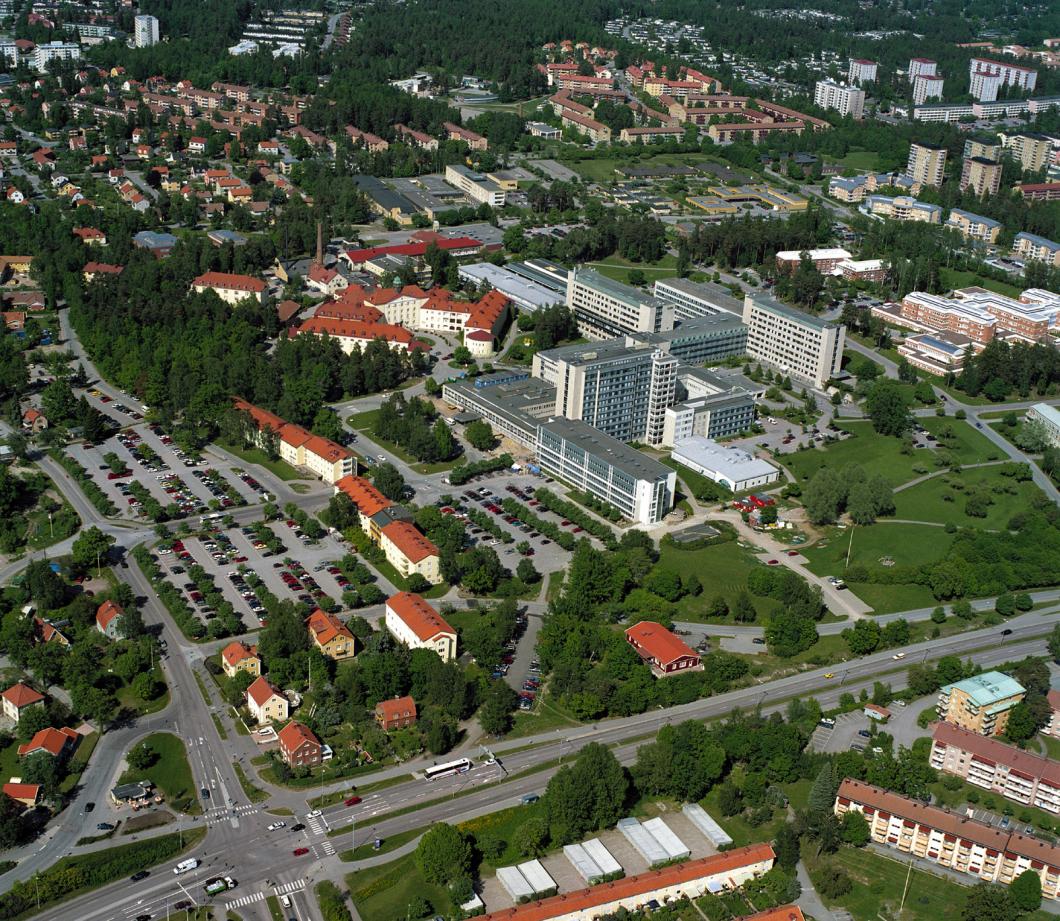 Lasarettet i Västerås hotas av vite på 750 000 kronor