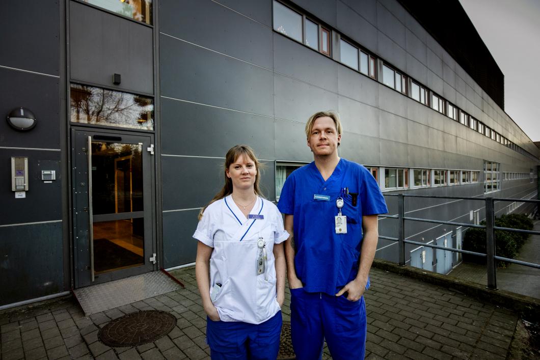 Sjuksköterskor slutar efter besked om nedläggning