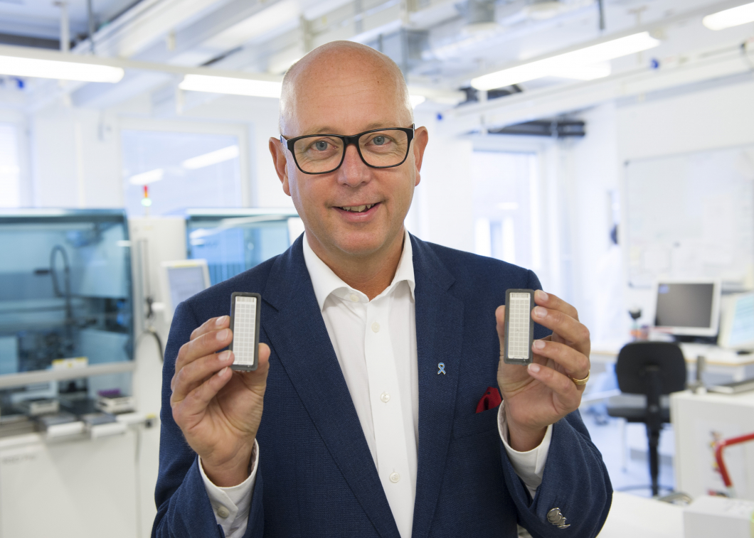 Nytt svenskt test av prostatacancer