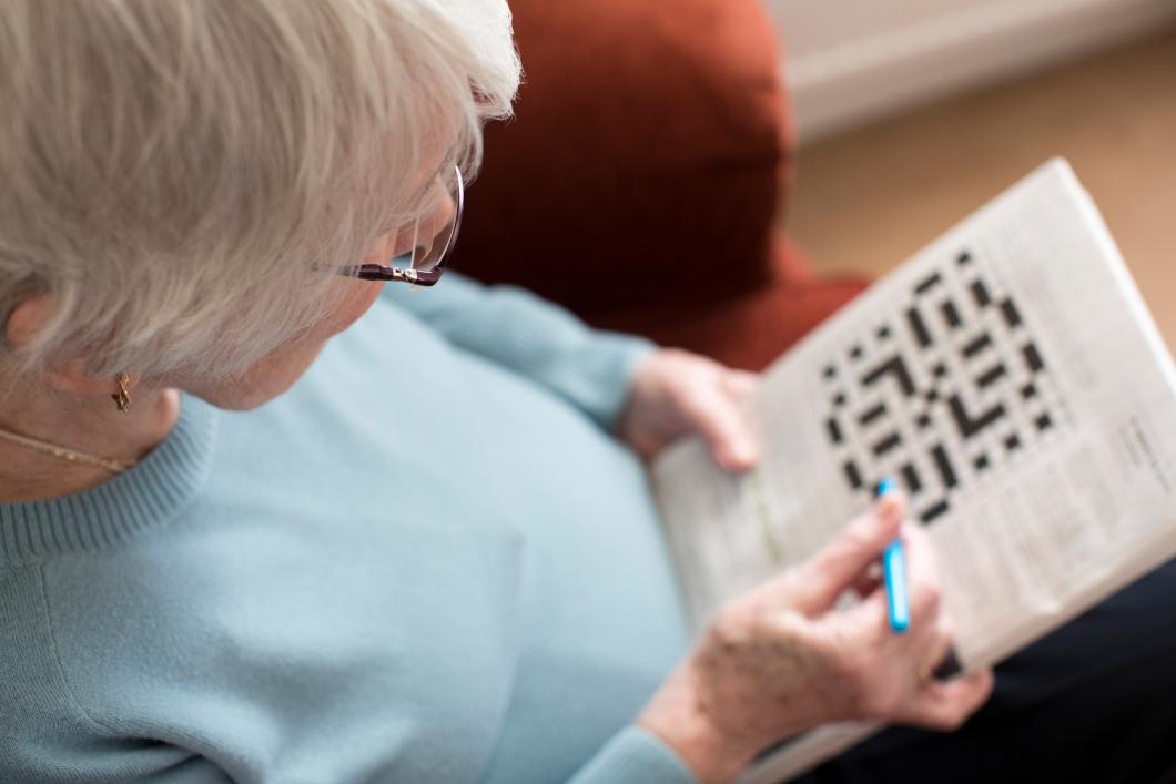 Intellektuella aktiviteter kan minska risken för demens