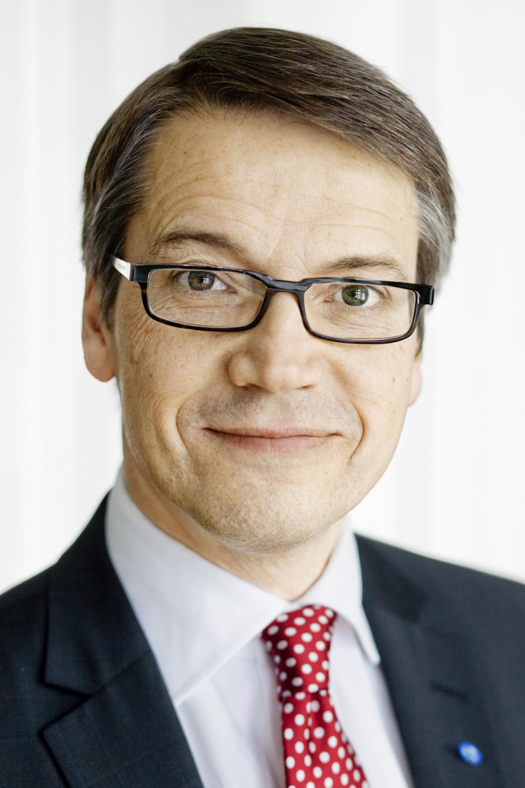 Göran Hägglund börjar arbeta för privat vårdföretag