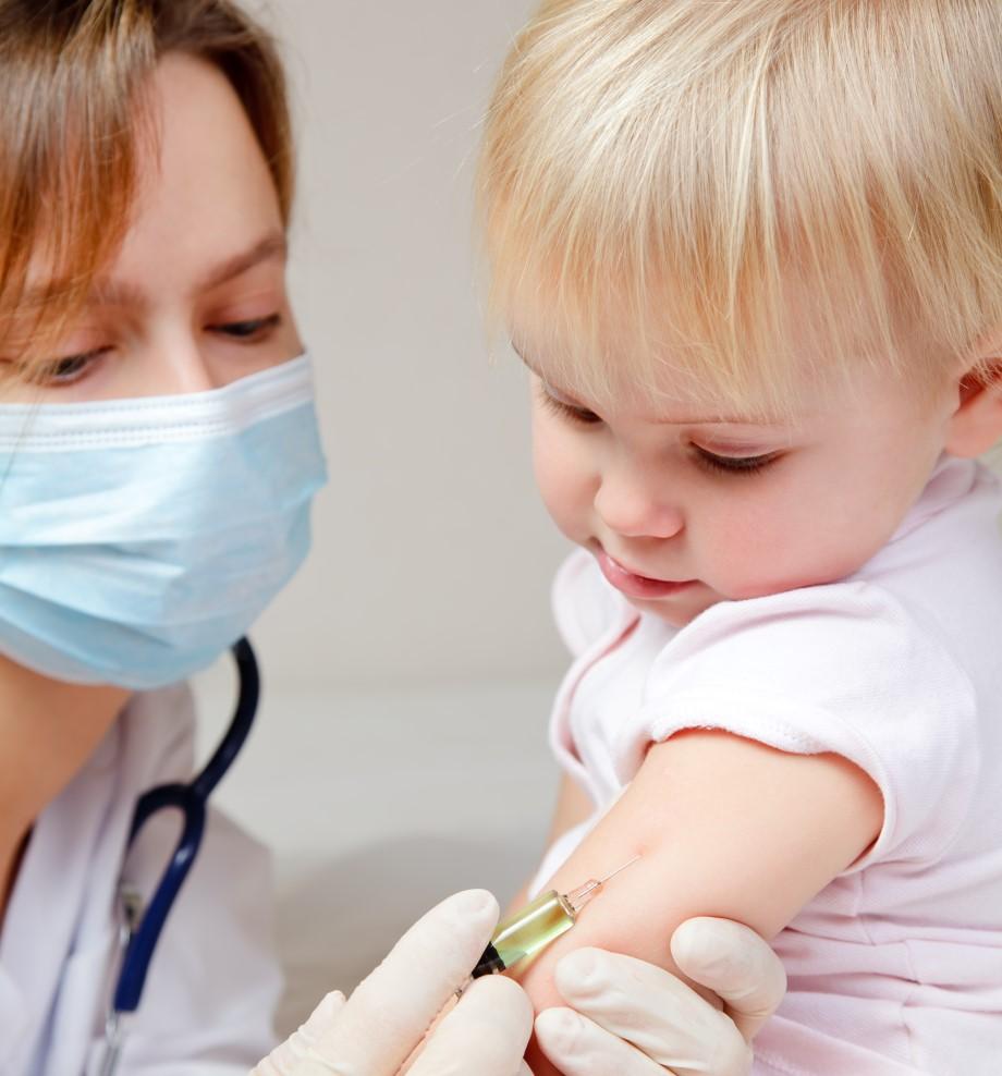 Hepatit B-vaccin föreslås ges till alla barn