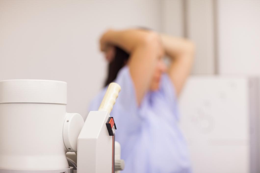Mammografi kan få friska kvinnor att må dåligt