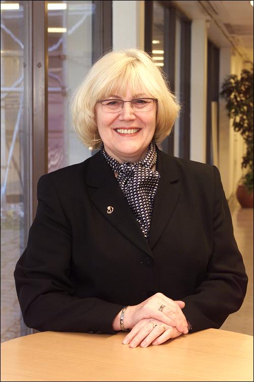 Svensk omvårdnadsprofessor invald i Hall of Fame