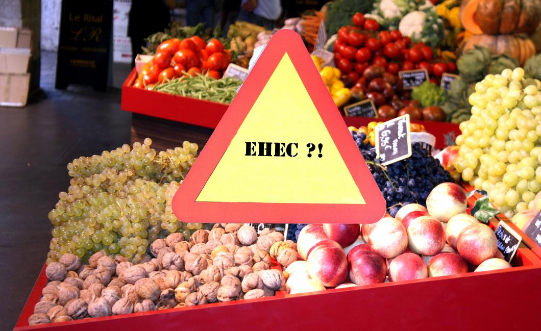 Rekordmånga ehec-fall under 2011