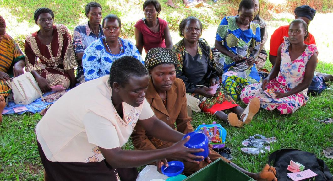 Ökad hiv-risk bland misshandlade kvinnor