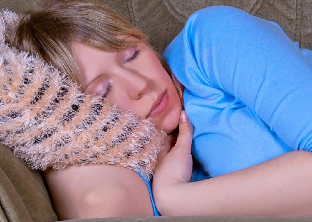 Nyutbildade sjuksköterskor får lära sig hantera sömnproblem
